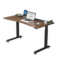 SMARTDESK  PRO OFFICE WALNUT