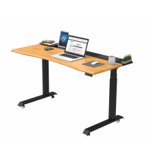 SMARTDESK  PRO OFFICE WOOD