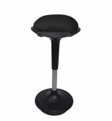 Saddle Chair Black