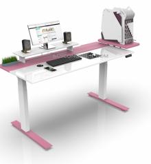 SMARTDESK GAMING PC PINK