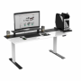 SMARTDESK GAMING WHITE PC